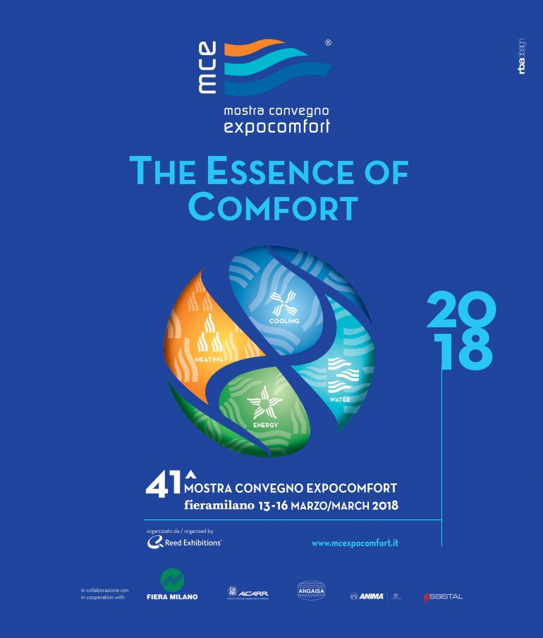 TERMIK Sp. z o.o. na targach Mostra Convegno Expocomfort 2018 w Mediolanie